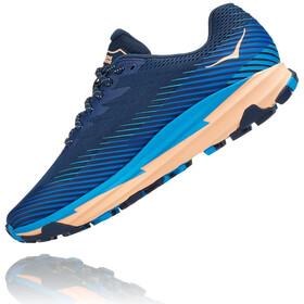 Hoka One One Torrent 2 Running Shoes Women, indigo bunting/bleached apricot